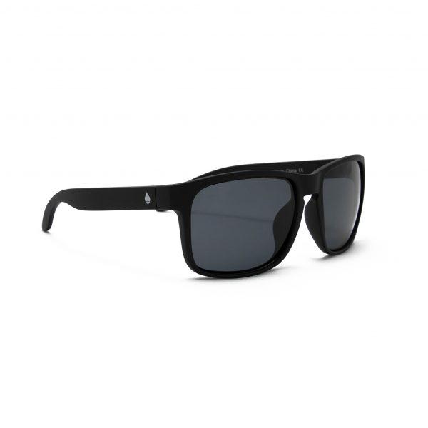 Produktbild Buoy Wear - schwimmende Sonnenbrille, mattschwarz - Seite rechts vorne