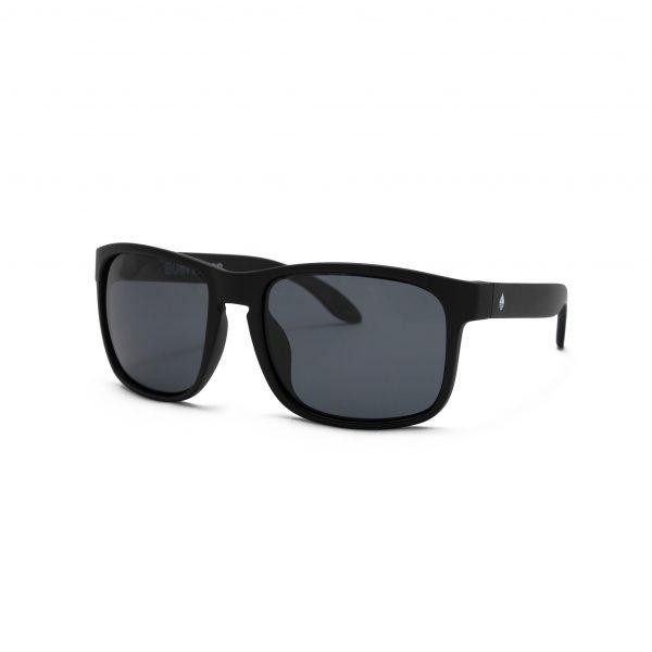Produktbild Buoy Wear - schwimmende Sonnenbrille, mattschwarz - Seite links vorne