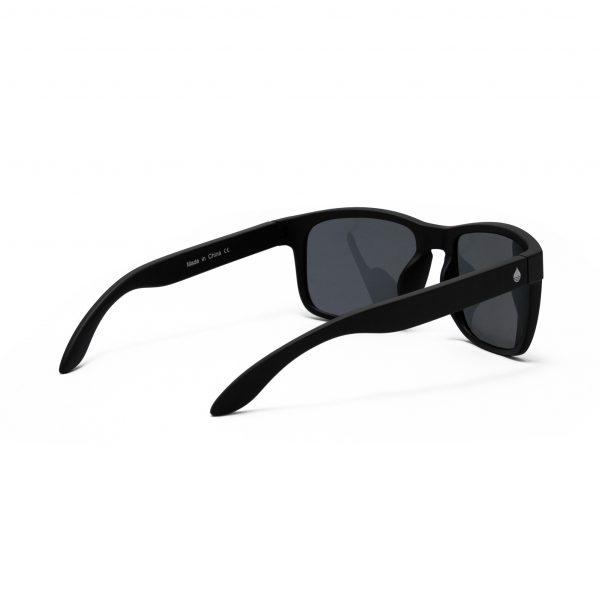 Produktbild Buoy Wear - schwimmende Sonnenbrille, mattschwarz - Seite rechts hinten