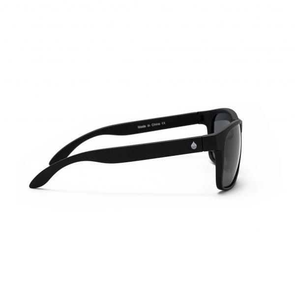 Produktbild Buoy Wear - schwimmende Sonnenbrille, mattschwarz - Seite rechts